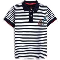 Hackett London Harry Stripe Polo Y Camisa Niños