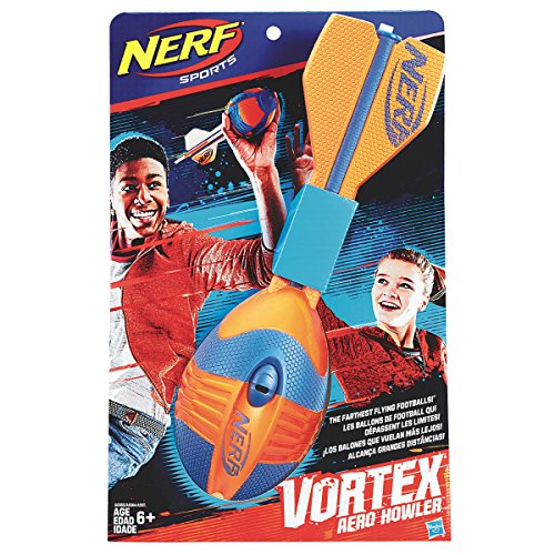 Nerf Vortex Aero-Howler Football - Aero Ss