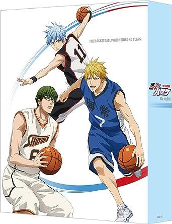 Amazoncojp 黒子のバスケ 1st Season Blu Ray Box Dvdブルーレイ