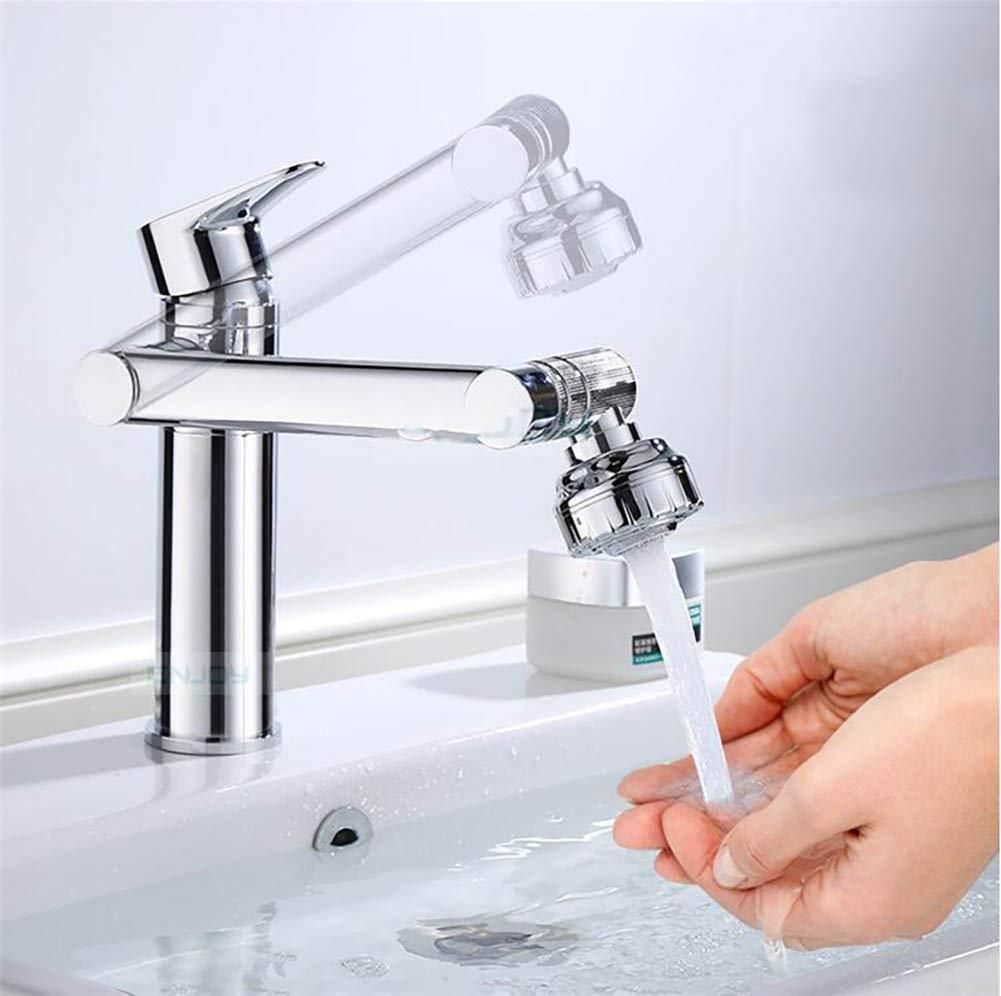 R&P Bathroom Faucet,Dual mode redatable, brass Single handle Taps Multi-layer plating