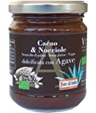 Fior Di Loto Crema Spalmabile Cacao E Nocciole Bio Dolcificata Con Agave - 200 gr
