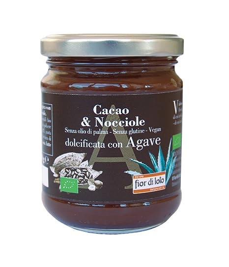 Fior di Loto Crema Untable Cacao y Avellanas - 200 gr