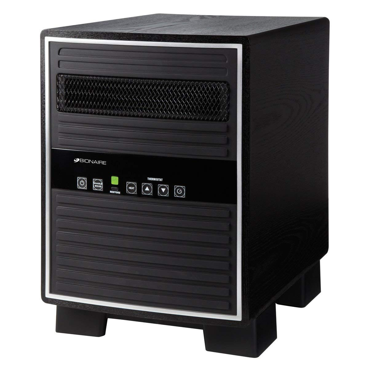 BRH7404WE-CN Bionaire We Mo Enabled Infrared 6 Quartz X-Large Smart Console Heater 1500 Watts