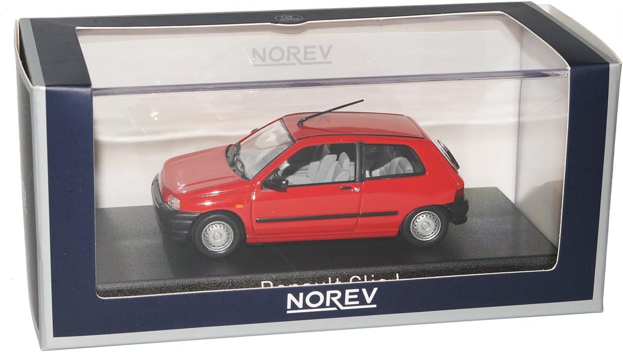 Generation 3 Türer Blau 1990-1998 1//43 Norev Modell.. Renault Clio Williams I 1