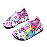 Lewhosy Kids Boys and Girls Swim Water Shoes