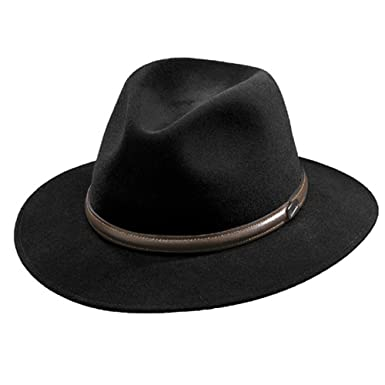 Borsalino Laredo Fur Felt Hat at Amazon Men s Clothing store  4e7f35cf9e5