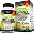 Garcinia Cambogia 95% HCA Pure Extract. Fast Acting Appetite Suppressant, Extreme Carb Blocker & Fat Burner Supplement for Fast Weight Loss & Fat Metabolism. Best Garcinia Cambogia Raw Diet Pills
