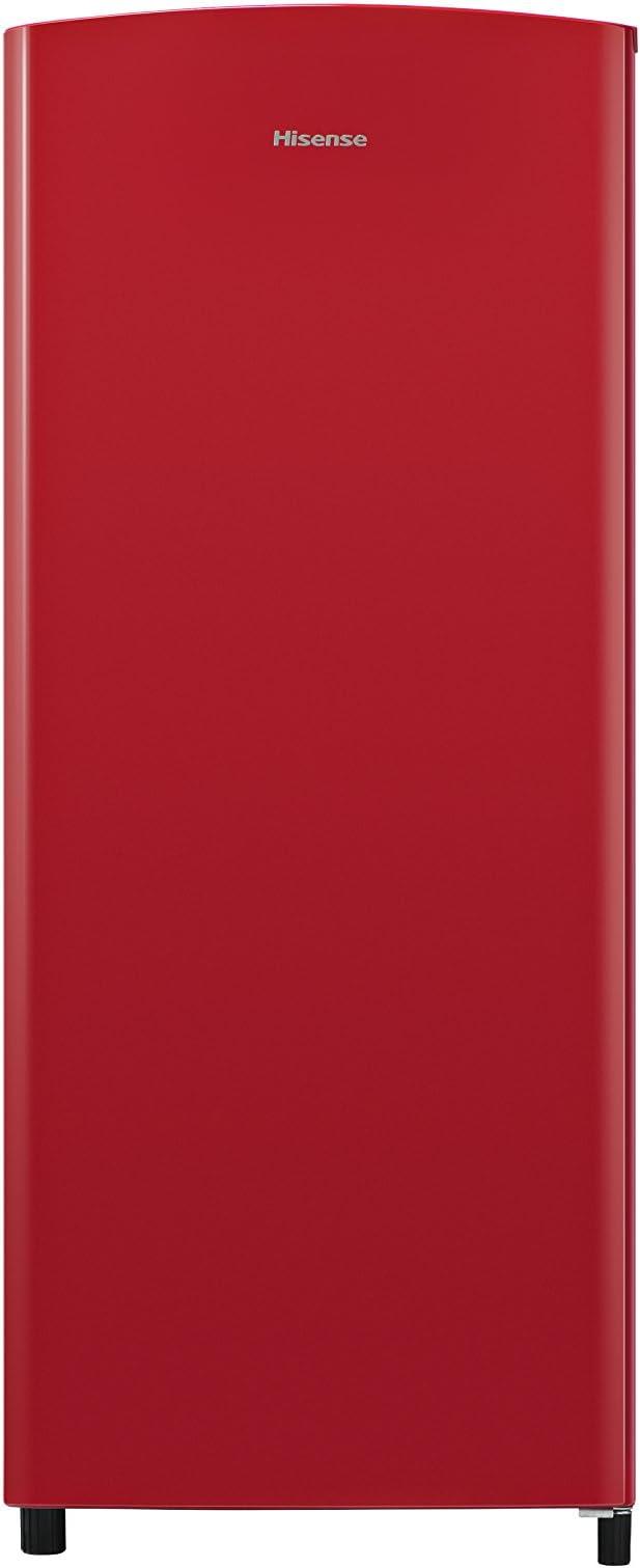 Hisense RR220 Independiente 164L A++ Rojo Nevera y congelador ...