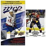 2017/18 Upper Deck MVP NHL Hockey EXCLUSIVE HUGE Factory Sealed Blaster Box with 24 Pack фото