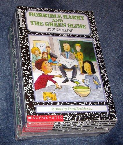 Read Online Horrible Harry Fifteen Megapack (Books 1-15) pdf epub