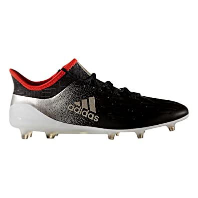 adidas X 17.1 Womens Firm Ground Cleats [Cblack] (5)