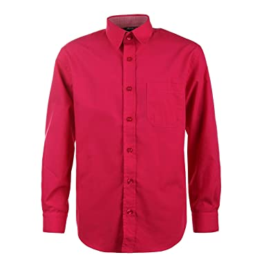 G.O.L. - Jungen Festliches Langarmhemd (Hemd ohne Krawatte), pink, Größe 164 9a080bfa65