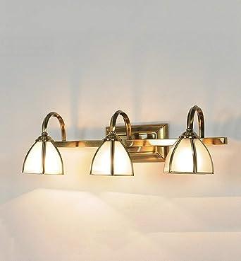 Miroir Phare Led Crystal Mirror Lampe Frontale Bathroom Mirror