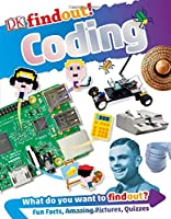 DK findout! Coding Front Cover
