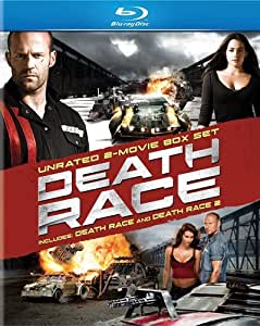Amazon Com Death Race Unrated Two Movie Box Set Death