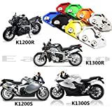 For BMW K1300S K1300R K1200R K1200S K1300 K1200 R S Motorcycle accessories CNC Side Kickstand Stand Extension Plate Enlarge pad