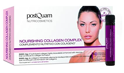 Postquam Nourishing Collagen Complex Tratamiento Corporal - 250 ml