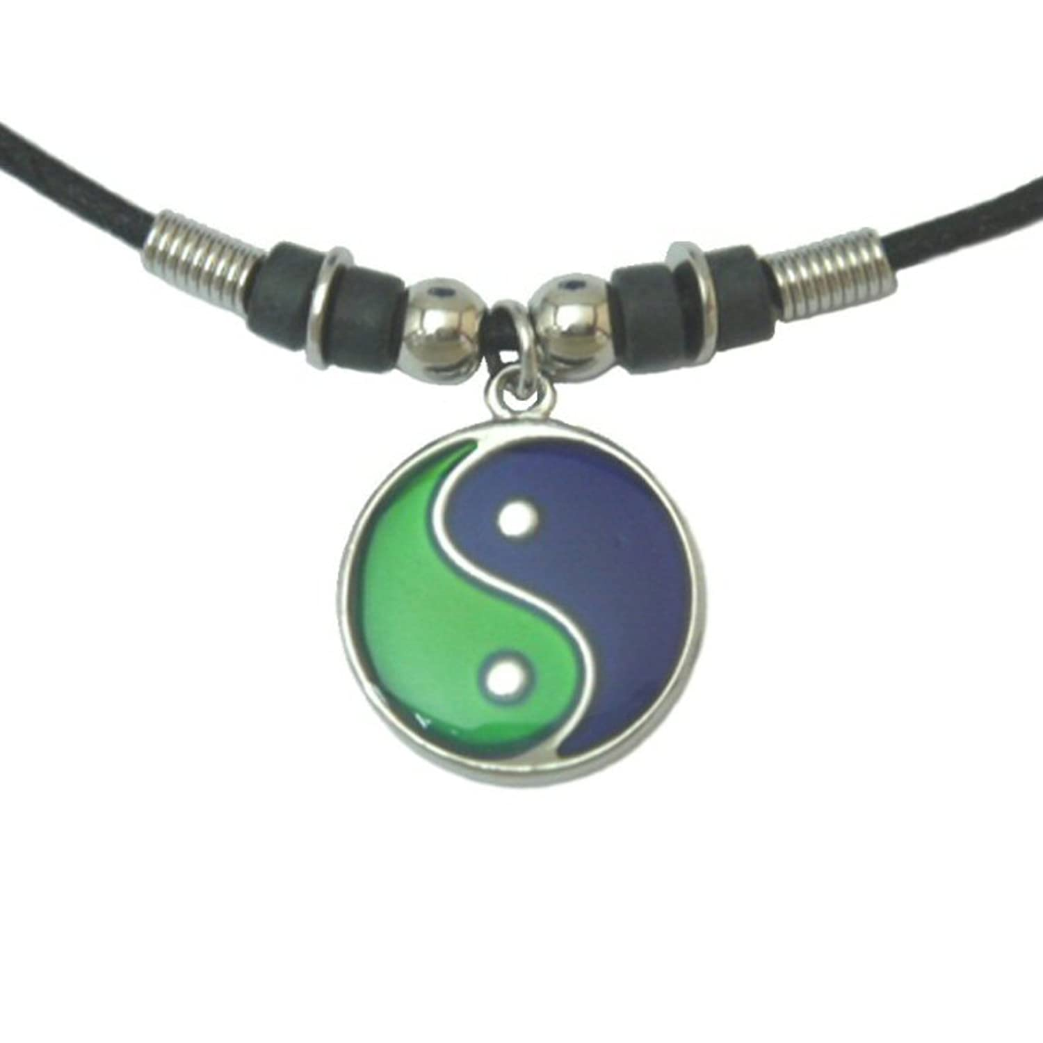 Amazon tapp collections mood pendant necklace yinyang amazon tapp collections mood pendant necklace yinyang taiji ying yang mood necklace jewelry aloadofball Gallery