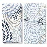 b.bear Rope Organic Changing Pad Cover and Crib Sheet Set