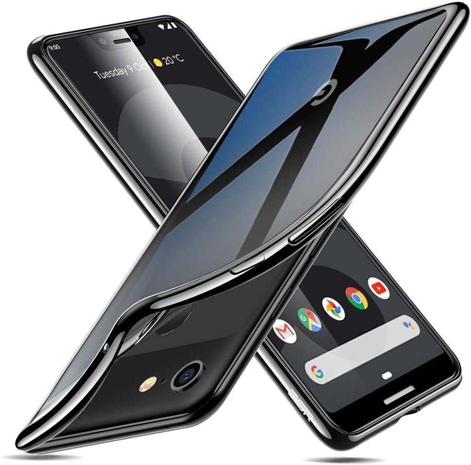 ESR Funda Google Pixel 3 XL, Carcasa Transparente Slilicona Suave ...