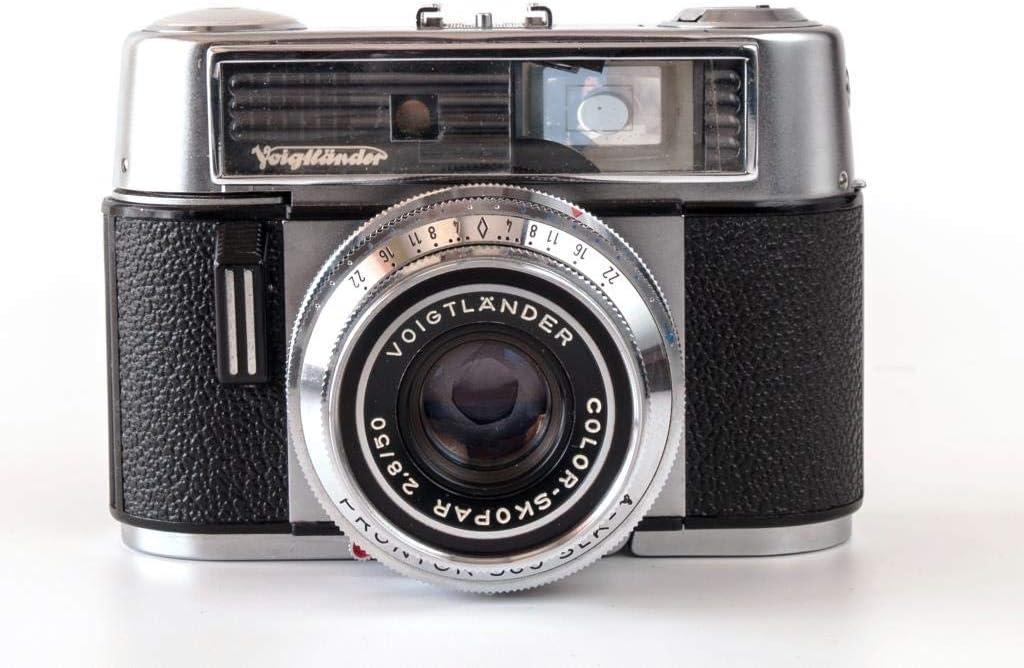 Voigtlander Vitomatic IIb con Color Skopar 50mm f2.8 Camara de 35mm