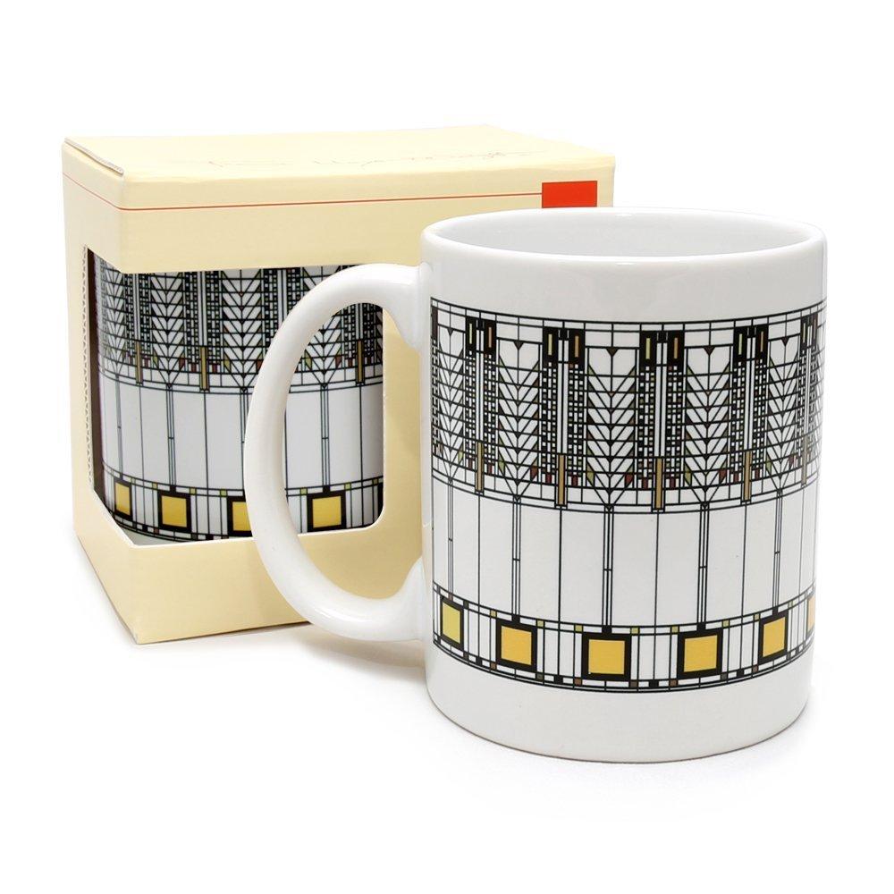 Frank Lloyd Wright Tree of Life Coffee Mug FLWMG88