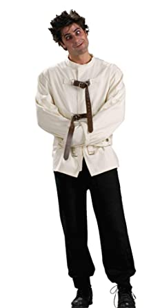 57ea42b7fe Amazon.com  Men s Straight Jacket Costume