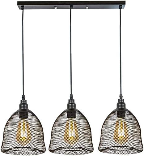 Amazon.com: TopDeng Loft - Lámpara de techo industrial ...