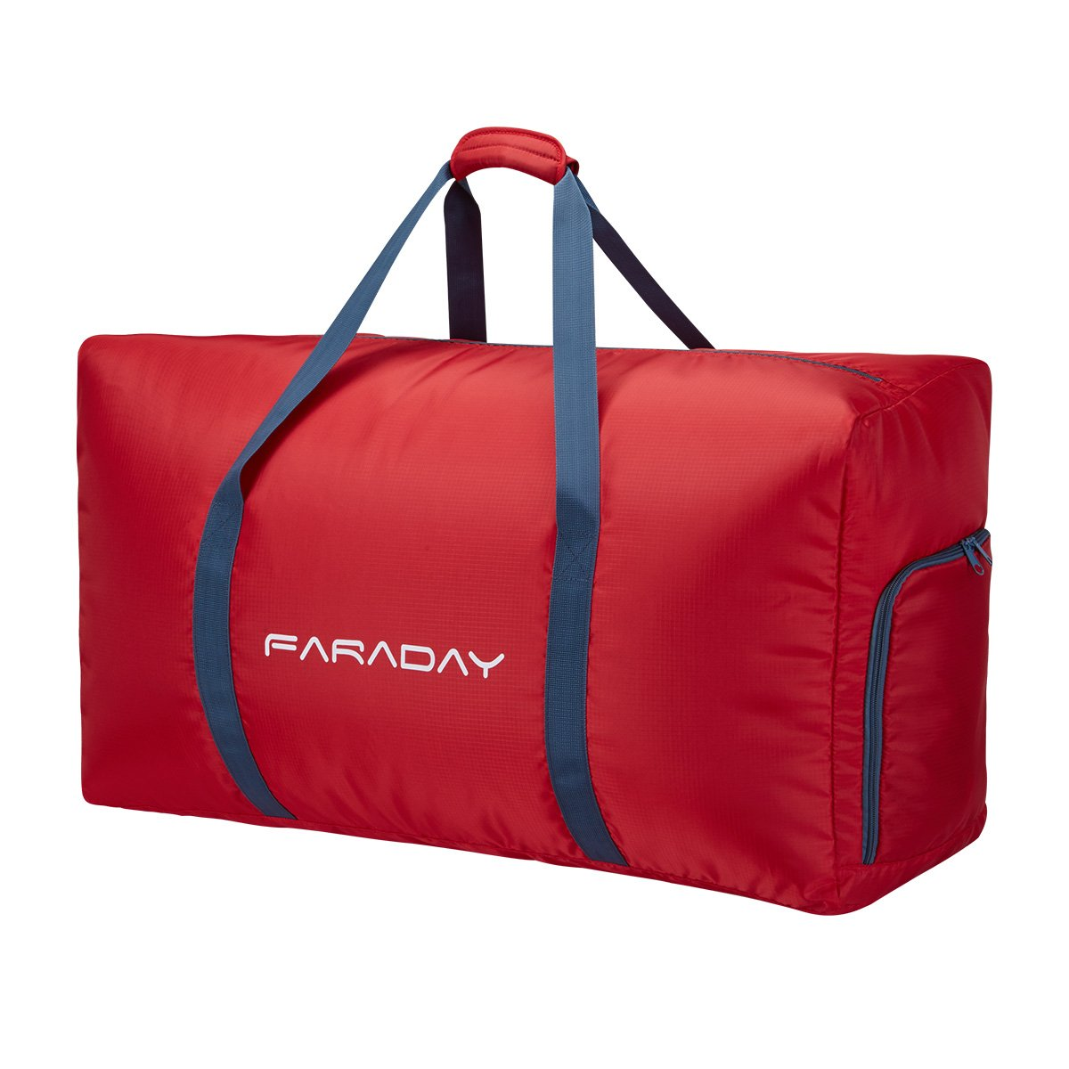 Foldable Duffel Bag 120L Extra Large with Lightweight and Water Resistant for Luggage Gym Sports (Black) Ltd RML00102
