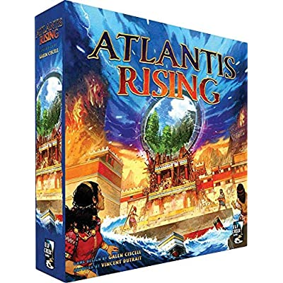 Elf Creek Games Atlantis Rising 2nd Edition Board Game: Toys & Games