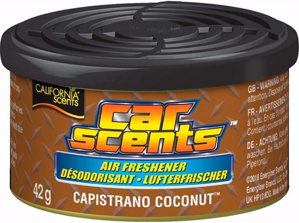 California Car Scents E301412900 Ambientador de Coche Olor Coco: Amazon.es: Coche y moto