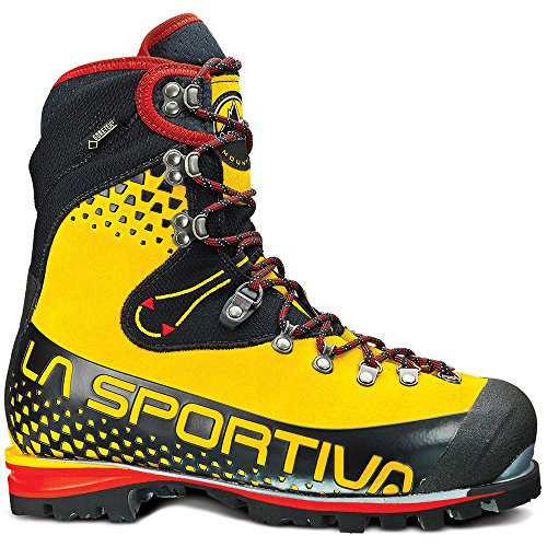 La Sportiva Nepal Cube GTX Boot Yellow / Black - La Mountaineering Sportiva Boots