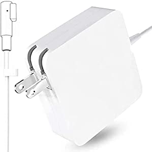 85W Mac Book Pro Charger,Replacement L-Tip Power Adapter Charger,Suitable for MacBook Pro 13 15 17 Inch (Compatible with Models Before Mid 2012)