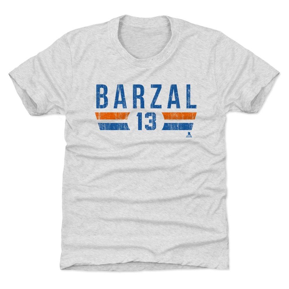 sneakers for cheap eb6b4 47255 Mathew Barzal New York Hockey Kids Shirt - Mathew Barzal New York I Font