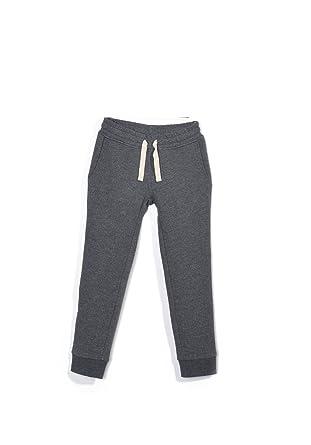7df171e710595 Kaporal Pantalon De Jogging Fille Anice Gris Foncé  Amazon.fr ...
