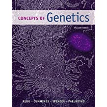 Concepts of Genetics Plus MasteringGenetics with eText -- Access Card Package (11th Edition)