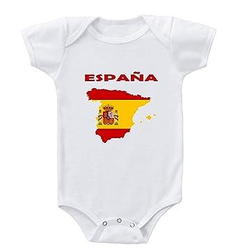 Amazon.com: Espana España Infant bebé Body de una pieza ...
