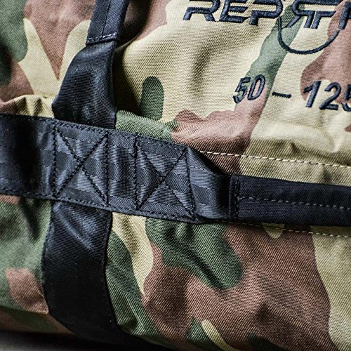 Rep Fitness Sandbags Heavy Duty Workout Sandbags for Training, Cross training Workouts, Fitness, Exercise and Military Conditioning Multiple Sizes and Colors