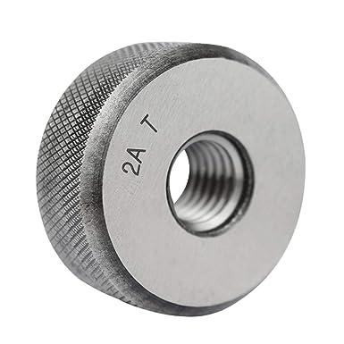 MXBAOHENG 1//2-13 UNC 2B Thread Plug Gage Go-No Go High Precision Screw Gauge