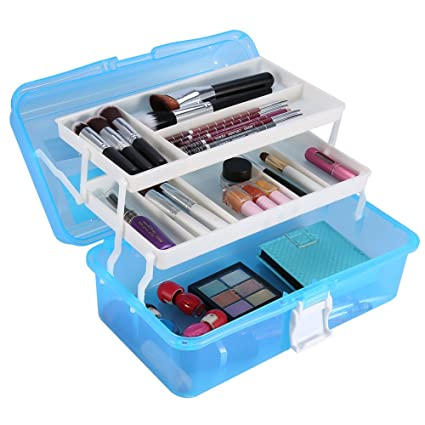 Amazon Large Acrylic Makeup Organizer Multifunctional Storage