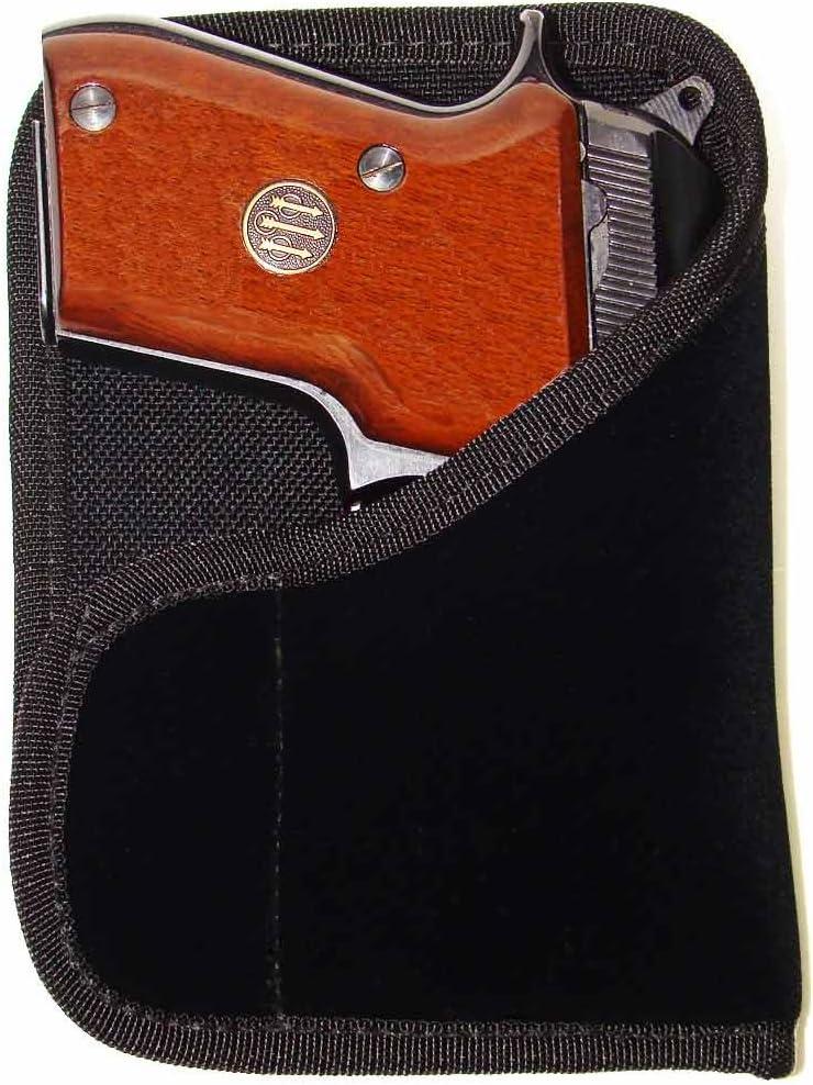Active Pro Gear Wallet Gun Concealment Holster for Concealed Carry | Back Pocket Holster | Fits Ruger, KEL-TEC, S&W, Glock | Made in USA