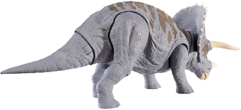 Jurassic World-GFG78 Pupazzetti di Creature preistoriche Multicolore GFG78