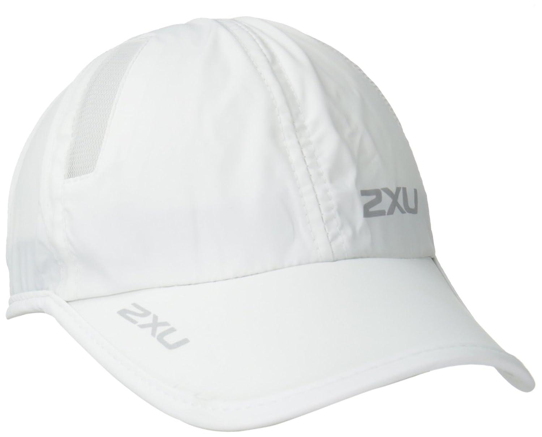 2XU Run Cap White/White One Size 2XU Pty Ltd UR1188f