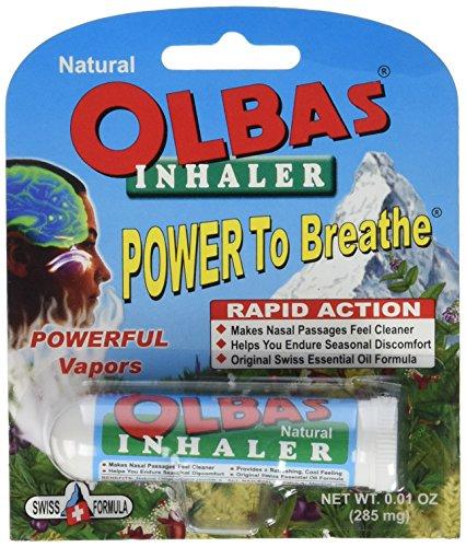 Olbas Aromatic Inhaler 0 01 Oz