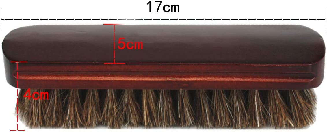 divani mobili scarpe sedili auto interni Spazzole in legno per scarpe