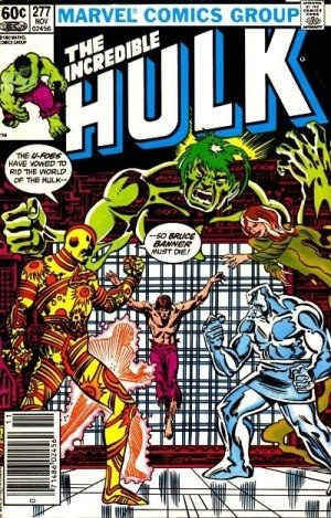Incredible Hulk #277