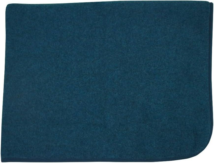 Ange en polaire couverture pour b/éb/é Taille 80/x 100/cm laine vierge bio