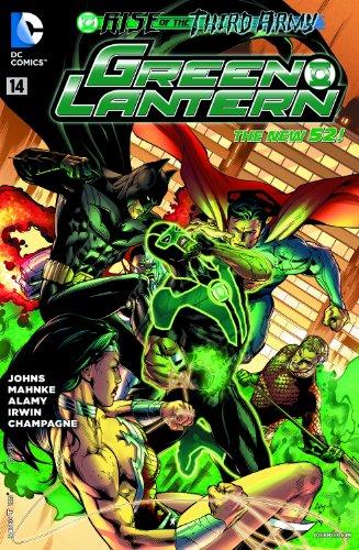 Green Lantern (2011-) #14