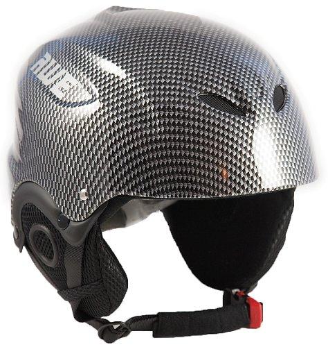 38 opinioni per AWE® Gli uomini dell'adulto sci casco grafite, taglia 58-60cm