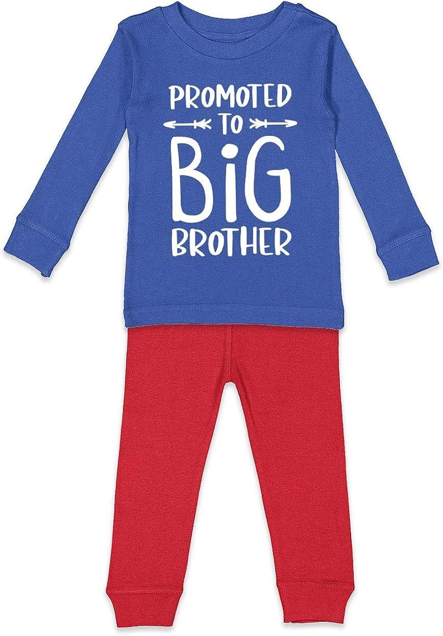 Family Kids Pajama Set Promoted to Big Brother